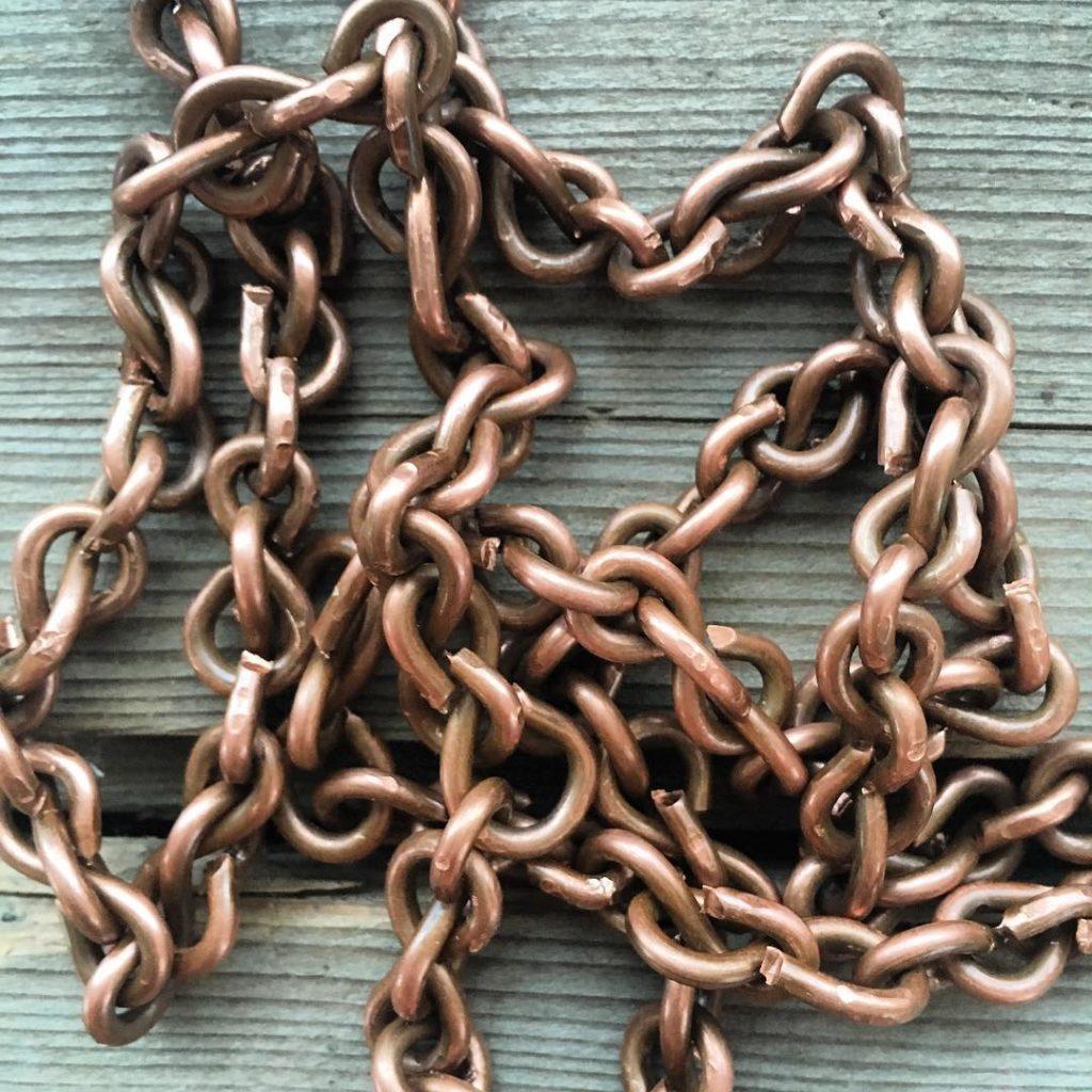 Copper Chain: just for fun